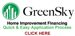Green Sky Home Improvement Financing