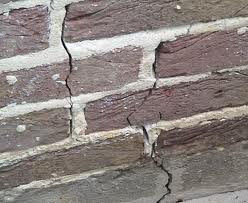 Brick Wall Crack Louisville